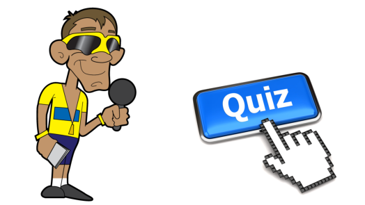 Tour de France Quiz slide